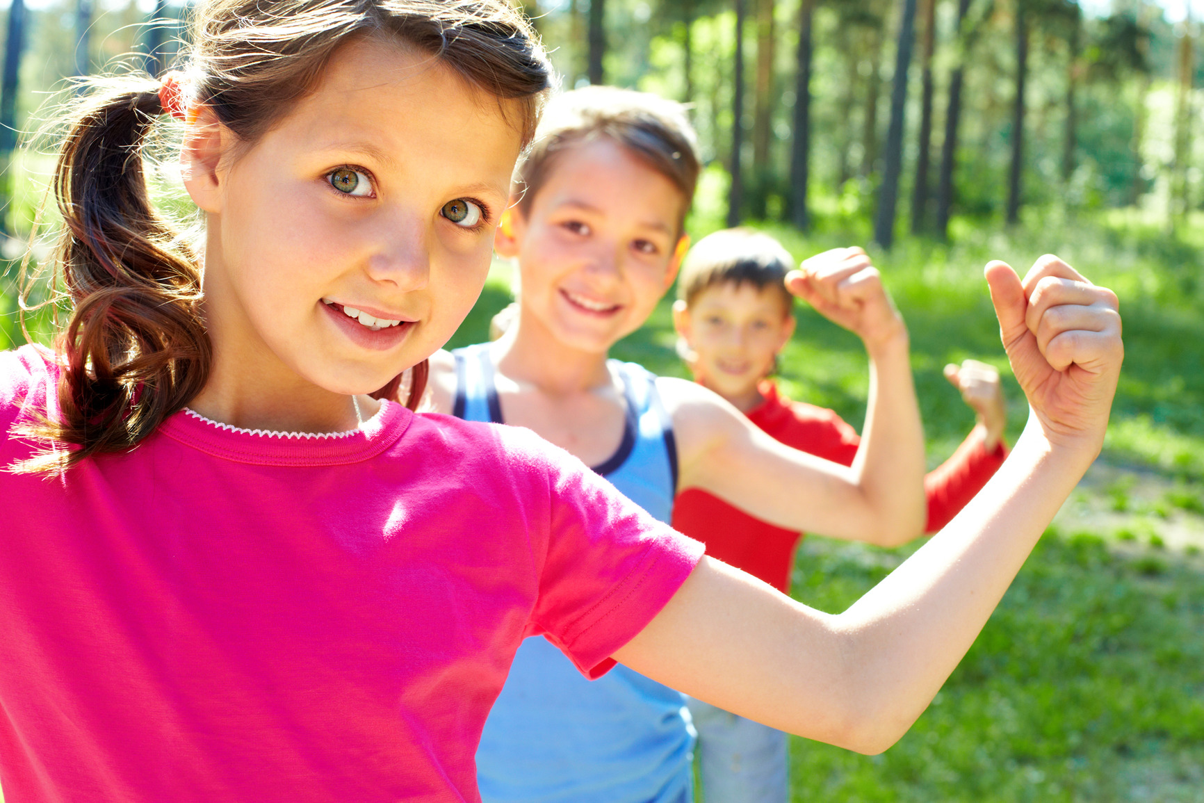 Strength and Conditioning for your kids Hammer Athletic